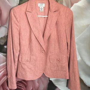 Pink Blazer by Ann Taylor LOFT